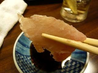 三平(刺身ヲタ撮り)