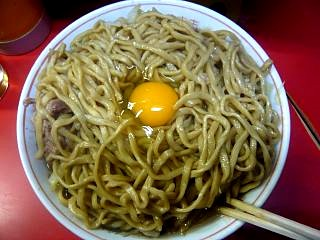 ラーメン二郎三田本店(小豚その7)