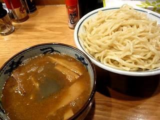 月と鼈(つけ麺特盛りその1)