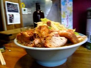 ラーメン髭(チャーシュー麺その1)
