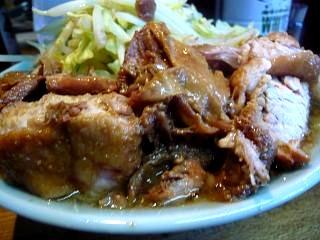ラーメン髭(チャーシュー麺その3)