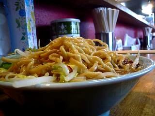 ラーメン髭(チャーシュー麺その7)