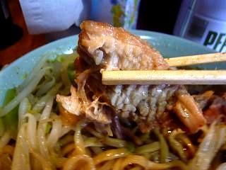 ラーメン髭(チャーシュー麺その9)