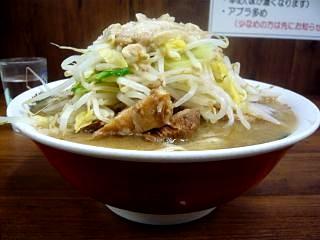 ラーメン二郎品川店(その1)