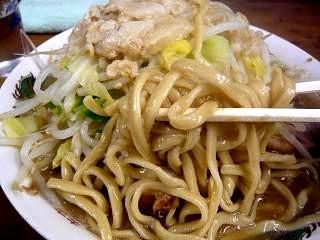 ラーメン二郎品川店(その4)