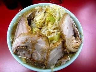 ラーメン二郎中山駅前店(その3)