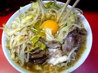 ラーメン二郎三田本店(その7)