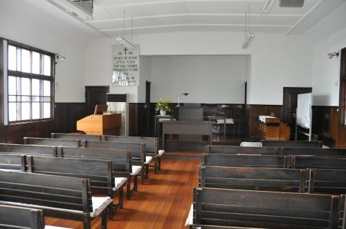四日市教会礼拝堂