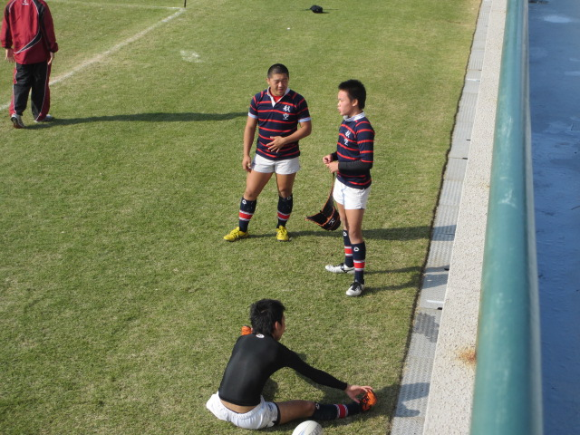 高校ラグビー新人戦  航空vs羽咋工業 271