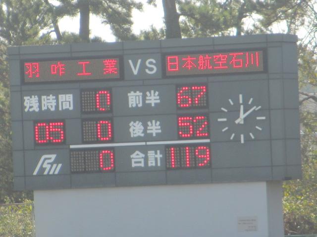 高校ラグビー新人戦  航空vs羽咋工業 322