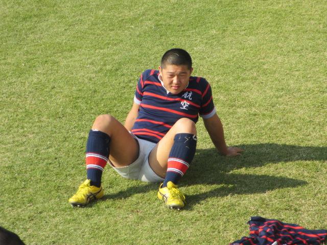 高校ラグビー新人戦  航空vs羽咋工業 320