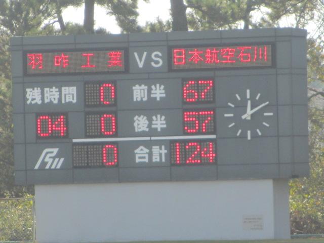 高校ラグビー新人戦  航空vs羽咋工業 334