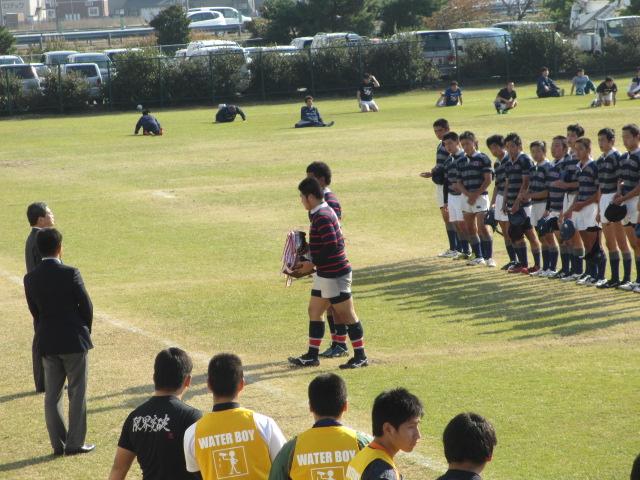 高校ラグビー新人戦  航空vs羽咋工業 364