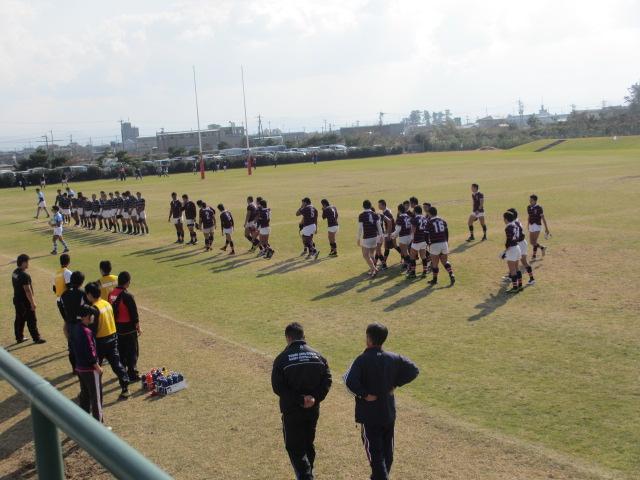 高校ラグビー新人戦  航空vs羽咋工業 362