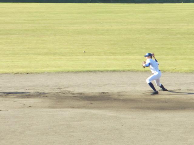 2013.11.17 野球部オープン戦 航空vs津幡 009