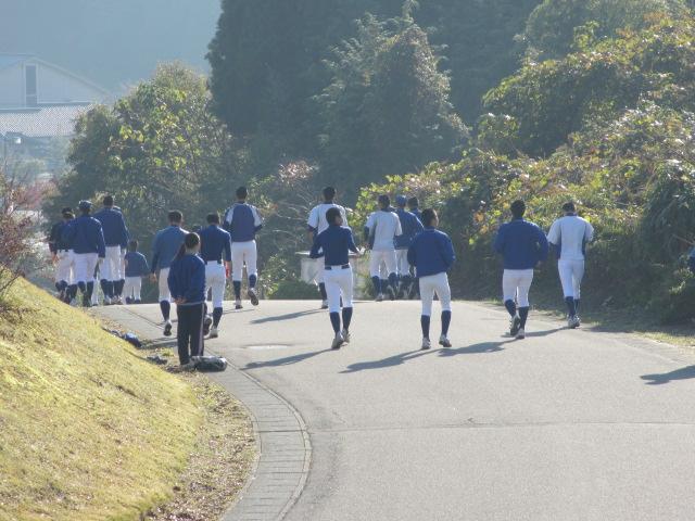2013.11.17 野球部オープン戦 航空vs津幡 013