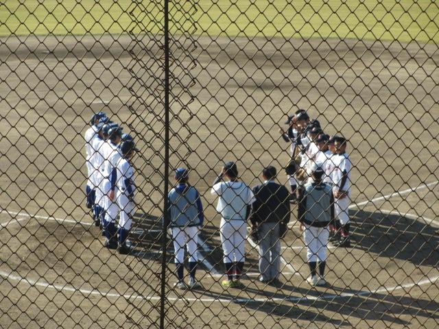 2013.11.17 野球部オープン戦 航空vs津幡 022