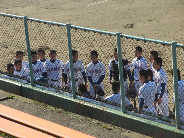 2013.11.17 野球部オープン戦 航空vs津幡 019