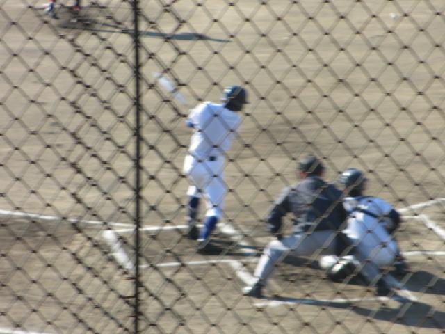 2013.11.17 野球部オープン戦 航空vs津幡 027