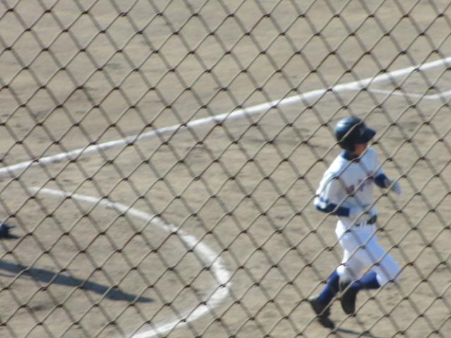 2013.11.17 野球部オープン戦 航空vs津幡 042