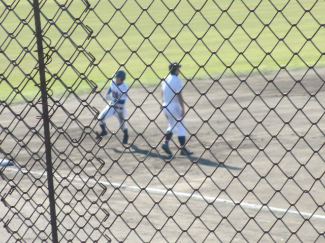 2013.11.17 野球部オープン戦 航空vs津幡 040