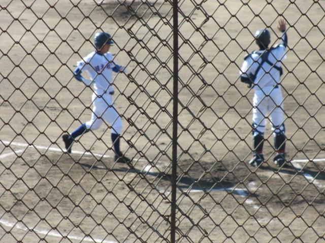 2013.11.17 野球部オープン戦 航空vs津幡 064
