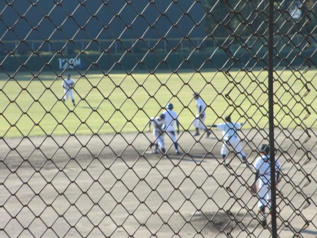 2013.11.17 野球部オープン戦 航空vs津幡 069