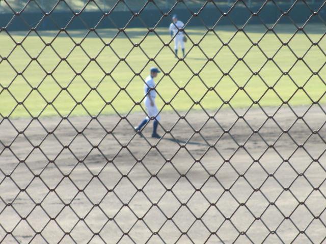 2013.11.17 野球部オープン戦 航空vs津幡 078