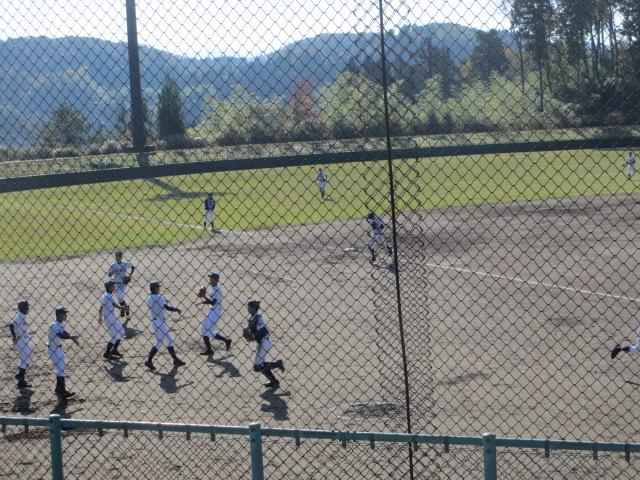2013.11.17 野球部オープン戦 航空vs津幡 084