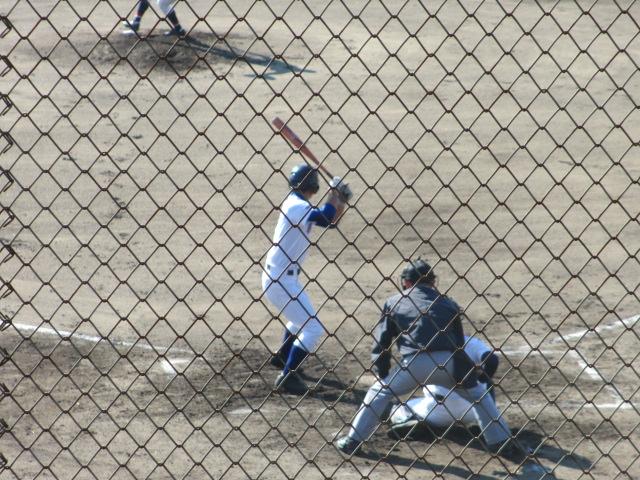 2013.11.17 野球部オープン戦 航空vs津幡 088