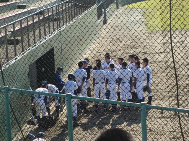 2013.11.17 野球部オープン戦 航空vs津幡 087