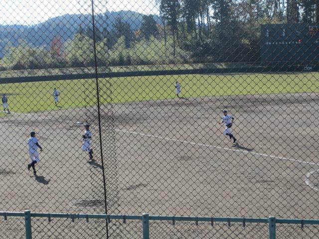 2013.11.17 野球部オープン戦 航空vs津幡 085