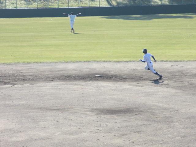2013.11.17 野球部オープン戦 航空vs津幡 093