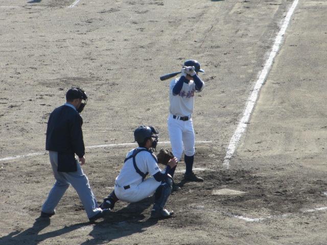 2013.11.17 野球部オープン戦 航空vs津幡 097