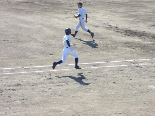 2013.11.17 野球部オープン戦 航空vs津幡 103