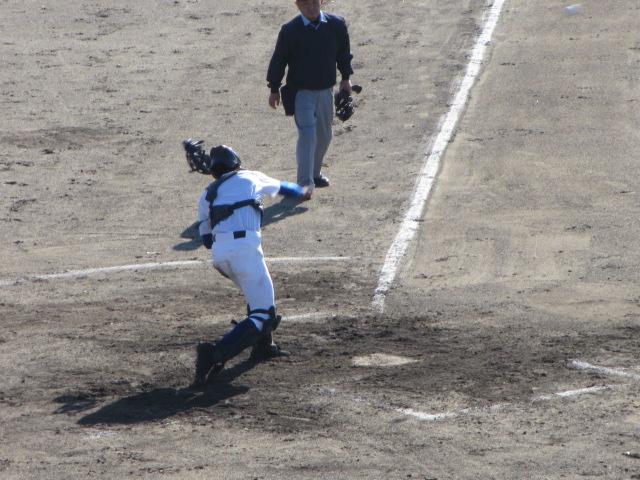 2013.11.17 野球部オープン戦 航空vs津幡 114