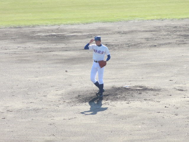 2013.11.17 野球部オープン戦 航空vs津幡 112