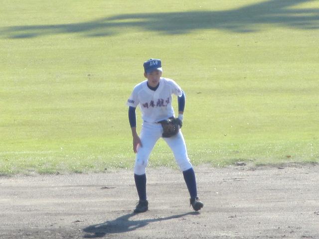 2013.11.17 野球部オープン戦 航空vs津幡 120