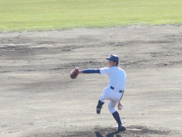 2013.11.17 野球部オープン戦 航空vs津幡 118