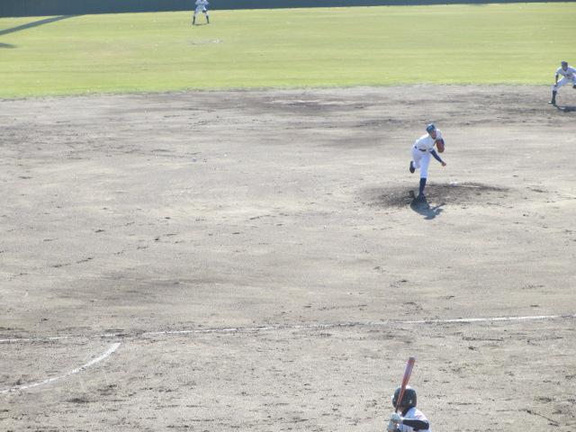 2013.11.17 野球部オープン戦 航空vs津幡 126
