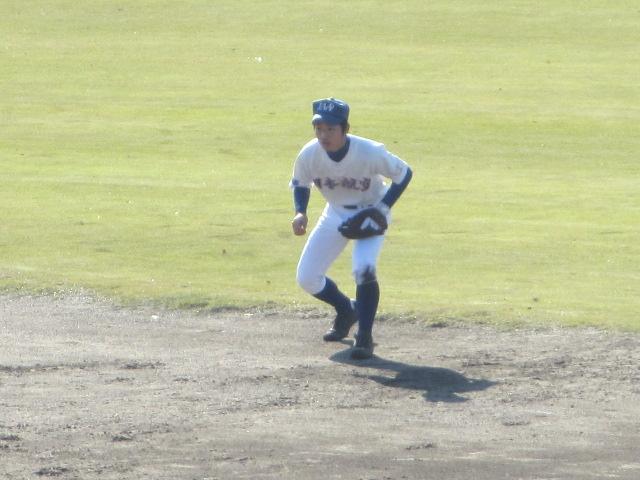 2013.11.17 野球部オープン戦 航空vs津幡 122