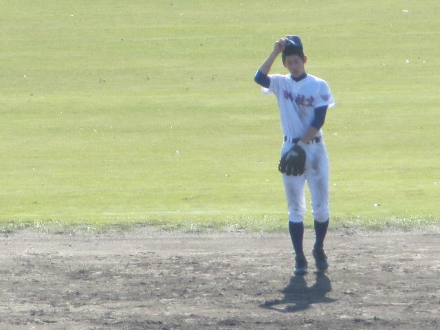 2013.11.17 野球部オープン戦 航空vs津幡 121