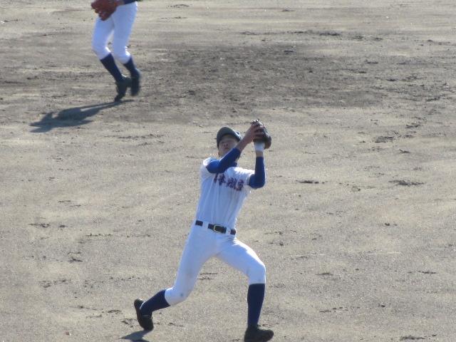 2013.11.17 野球部オープン戦 航空vs津幡 130