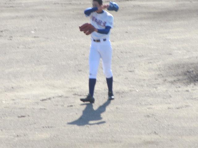 2013.11.17 野球部オープン戦 航空vs津幡 129
