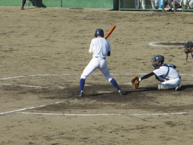 2013.11.17 野球部オープン戦 航空vs津幡 134