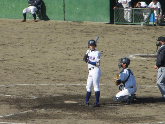 2013.11.17 野球部オープン戦 航空vs津幡 143
