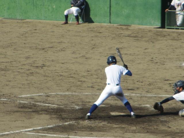 2013.11.17 野球部オープン戦 航空vs津幡 142