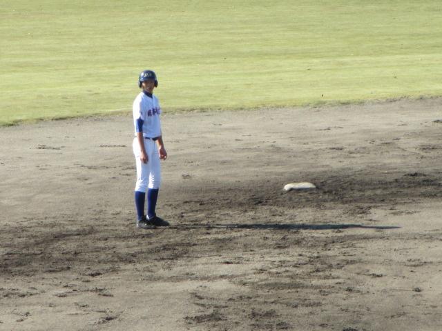 2013.11.17 野球部オープン戦 航空vs津幡 141