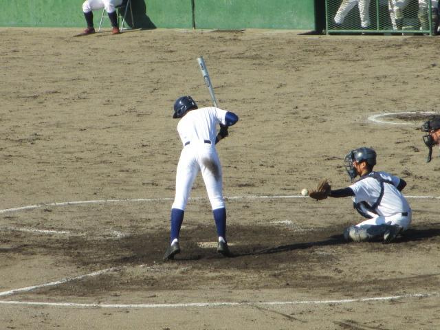2013.11.17 野球部オープン戦 航空vs津幡 148