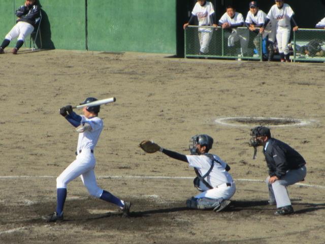 2013.11.17 野球部オープン戦 航空vs津幡 147